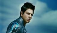 Shah Rukh Khan and Anubhav Sinha to plan sequel for Ra.One; see details inside