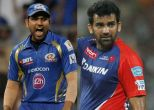 आईपीएल: दिल्ली डेयरडेविल्स ने मुंबई इंडियन्स को 165 रन का लक्ष्य दिया