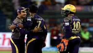 IPL 2017: KKR beats SRH to face Mumbai Indians in Qualifier 2