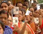 पश्चिम बंगाल: चौथे चरण में एक बजे तक 52 फीसदी मतदान