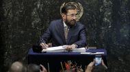 पेरिस समझौते को लागू करने में हड़बड़ी ठीक नहीं: प्रकाश जावड़ेकर