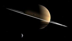 Methanol discovered around Saturn moon Enceladus