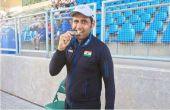 निशानेबाजी वर्ल्ड कप में भारत के मेराज खान ने जीता सिल्वर