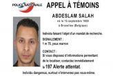 फ्रांस को सौंपा गया पेरिस हमले का मुख्य संदिग्ध सलाह अब्देसलाम