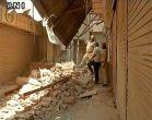 दिल्ली: जर्जर इमारत ढहने से दो मजदूरों की मौत