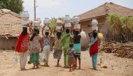 Disaster map: how the spreading drought has ravaged India