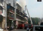 मुंबई: हरीश चैंबर बिल्डिंग में लगी आग पर काबू