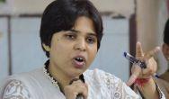 मुंबई: हाजी अली दरगाह में प्रवेश पर अड़ीं तृप्ति देसाई, एमआईएम ने दी धमकी