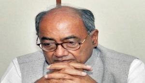 सोनिया गांधी ने दिग्विजय सिंह से छीना प्रभारी पद
