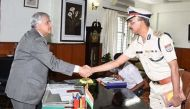 MA Ganpathy named Uttarakhand's new DGP