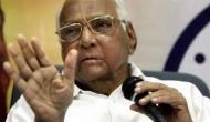 Sharad Pawar congratulates DMK leader on his victory in TN elections
