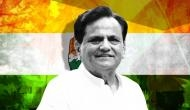 Ahmed Patel blames BJP for Rajiv Gandhi's assassination; says, 'he lost his life due to...'