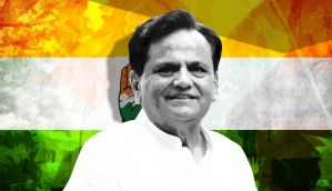 Why Ahmed Patel is losing his most guarded possession: anonymity