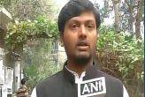 जेएनयू विवाद: एबीवीपी के सौरभ शर्मा ने जुर्माने के बाद राष्ट्रपति से लगाई गुहार