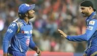 Harbhajan Singh and Ambati Rayadu involved in on-field spat during IPL clash