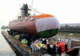 भारत की पहली स्कॉर्पीन पनडुब्बी नौसेना में शामिल होने के लिए तैयार