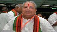 BJP is the only alternative in Uttar Pradesh, says Union minister Kalraj Mishra