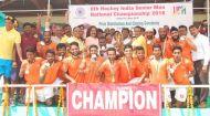 रेलवे ने पंजाब को हराकर नेशनल हॉकी चैंपियनशिप जीती