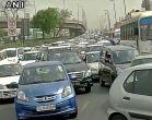 डीजल टैक्सी ड्राइवरों के प्रदर्शन से फिर जूझा दिल्ली और एनसीआर