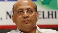 अभिषेक मनु सिंघवी की पत्नी को आयकर विभाग ने भेजा नोटिस : रिपोर्ट