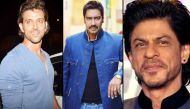 Raees vs Baadshaho vs Kaabil: Shah Rukh Khan to clash with Ajay Devgn and Hrithik Roshan