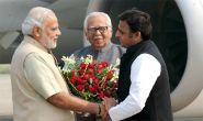 Not just Bundelkhand, Narendra Modi and Akhilesh Yadav have had petty fights before