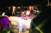 छत्तीसगढ़: पुल से नीचे गिरी बस, 18 लोगों की मौत