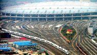 तस्वीरेंः हाई स्पीड ट्रेनों के मामले में भारत से काफी आगे है चीन