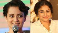 Kangana Ranaut-Hrithik Roshan row: Vidya Balan praises 'courageous' Kangana