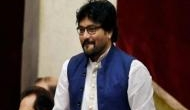 EC bans BJP theme song composed and sung by Babul Supriyo, bars from playing it anywhere