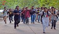 ABVP declares war on 'anti-national' Jadavpur University