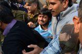 FTII जाने को लेकर कन्हैया कुमार को मिली धमकी