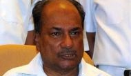 Prime Minister's Office has something to hide, says former Defence Minister AK Antony