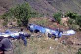 हिमाचल: बस खाई में गिरी, 10 लोगों की मौत