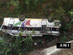 हिमाचल: एक और बस खाई में गिरी, 8 श्रद्धालुओं की मौत
