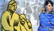 हंदवाड़ाः पुलिस लड़की को अभी तक 'निगरानी' में क्यों रखे हुए है?