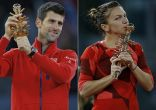 मैड्रिड टेनिस ओपन: नोवाक जोकोविच, सिमोना हालेप ने जीता खिताब