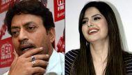 Kangana Ranaut's loss is Zareen Khan's gain in this Irrfan Khan film