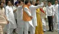 Uttarakhand floor test ends. Harish Rawat confident of victory