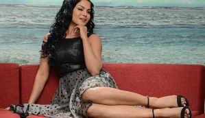 Veena Malik's nudes are in the past. She's a devout Muslim now