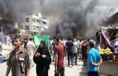 इराक: कार बम धमाके में 64 की मौत, आईएस ने ली जिम्मेदारी