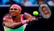 Serena Williams kickstarts clay-court season with thumping win in Rome