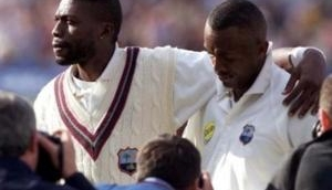 West Indies legend Curtly Ambrose once took 7 wickets for just 1 run against this world fearing team