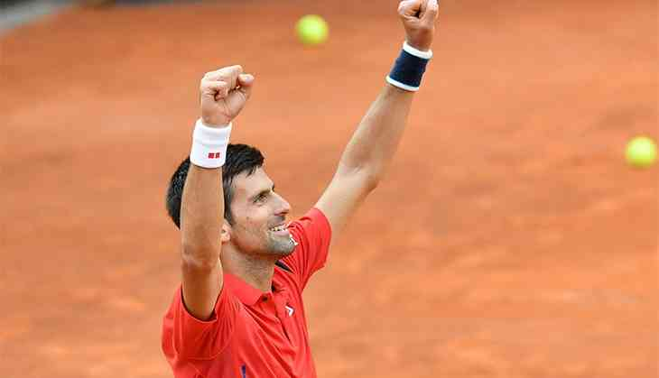 Here: Novak Djokovic is a dad for the second time