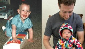 Facebook CEO Mark Zuckerberg's life in photos: diapers, Harvard, Beast, more diapers