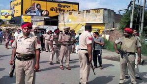 Punjab: Alert in Gurdaspur after 3 men flee with taxi