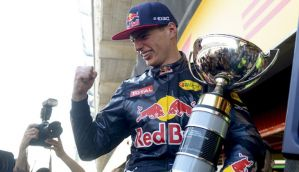 18-year-old Max Verstappen is the youngest ever Fomrula One winner