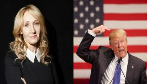 JK Rowling's brilliant side-eye to Trump: I have the right to call you a bigot