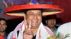 असम में पहली बार भाजपा सरकार