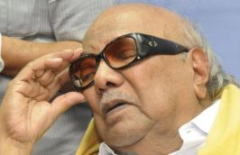 Election Commission has become a slave to Jayalalitha: DMK chief Karunanidhi